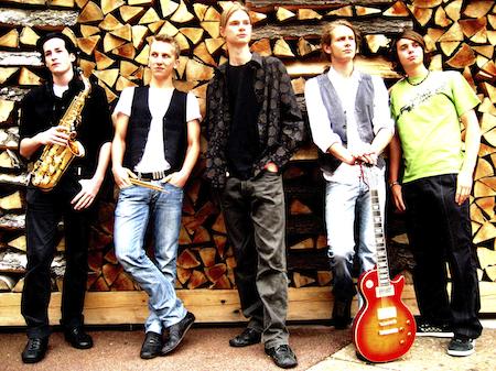 Die Band, Foto © Stefan Enderle